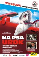 Plakat: Na psa urok