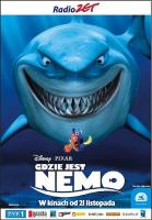 Plakat: Gdzie jest Nemo