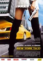 Plakat: New York Taxi