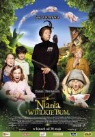 Plakat: Niania i wielkie bum