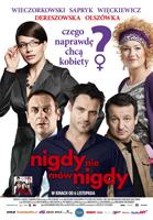 Plakat: Nigdy nie mów nigdy (2009)