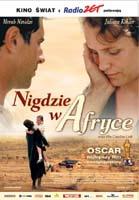 Plakat: Nigdzie w Afryce