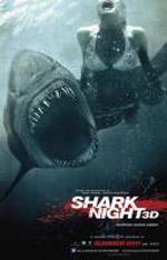 Plakat: Noc rekinów