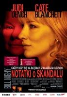 Plakat: Notatki o skandalu