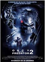 Plakat: Obcy kontra Predator 2