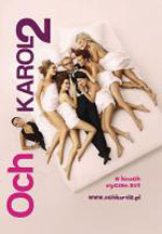 Plakat: Och Karol 2