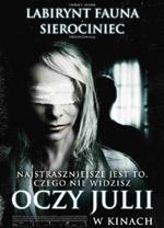 Plakat: Oczy Julii