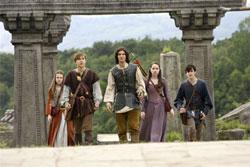 Plakat: Opowieści z Narnii: Książę Kaspian