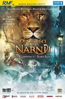 Plakat: Opowieści z Narnii: Lew, Czarownica i stara szafa