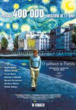 Plakat: O północy w Paryżu
