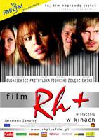 Plakat: Rh (+)