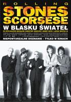 Plakat: Rolling Stones w blasku świateł
