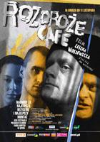 Plakat: Rozdroże Cafe