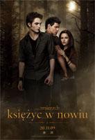 Plakat: Saga Zmierzch: Księżyc w nowiu