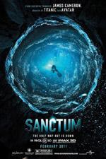 Plakat: Sanctum