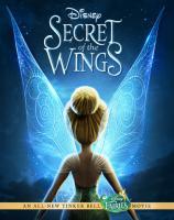 Plakat: Dzwoneczek i sekret magicznych skrzydeł