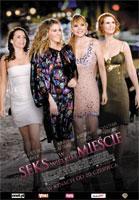Plakat: Seks w wielkim mieście
