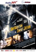 Plakat: Sky Kapitan i świat jutra