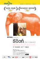 Plakat: Słoń