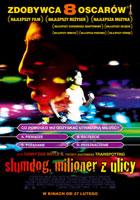 Plakat: Slumdog. Milioner z ulicy