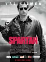 Plakat: Spartan