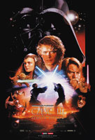 Plakat: Gwiezdne wojny: Część III - Zemsta Sithów
