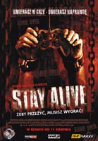Plakat: Stay Alive