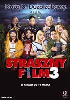 Plakat: Straszny film 3