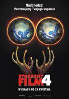 Plakat: Straszny film 4