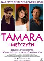 Plakat: Tamara i mężczyźni