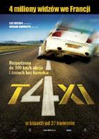 Plakat: Taxi 4