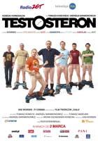 Plakat: Testosteron