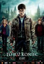 Plakat: Harry Potter i Insygnia Śmierci: Część II