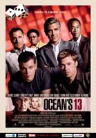 Plakat: Ocean's Thirteen