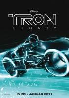 Plakat: Tron: Dziedzictwo