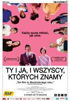 Plakat: Ty i ja, i wszyscy, których znamy