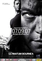 Plakat: Ultimatum Bourne'a