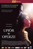 Plakat: Upiór w operze