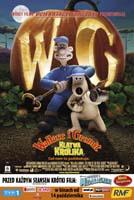 Plakat: Wallace i Gromit: Klątwa królika
