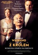 Plakat: Weekend z królem