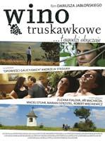 Plakat: Wino truskawkowe