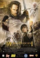 Plakat: Władca Pierścieni, część III. Powrót króla