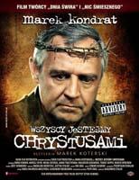 Plakat: Wszyscy jesteśmy Chrystusami
