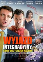 Plakat: Wyjazd integracyjny