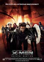 Plakat: X-Men 3: Ostatni bastion