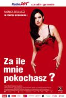 Plakat: Za ile mnie pokochasz?