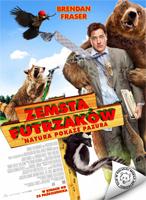 Plakat: Zemsta futrzaków