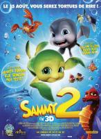 Plakat: Żółwik Sammy 2