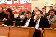 Konferencja w Urzędzie Miasta w Stalowej Woli.