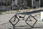 Rower - uznawany za nieoficjalny symbol Stalowej Woli.